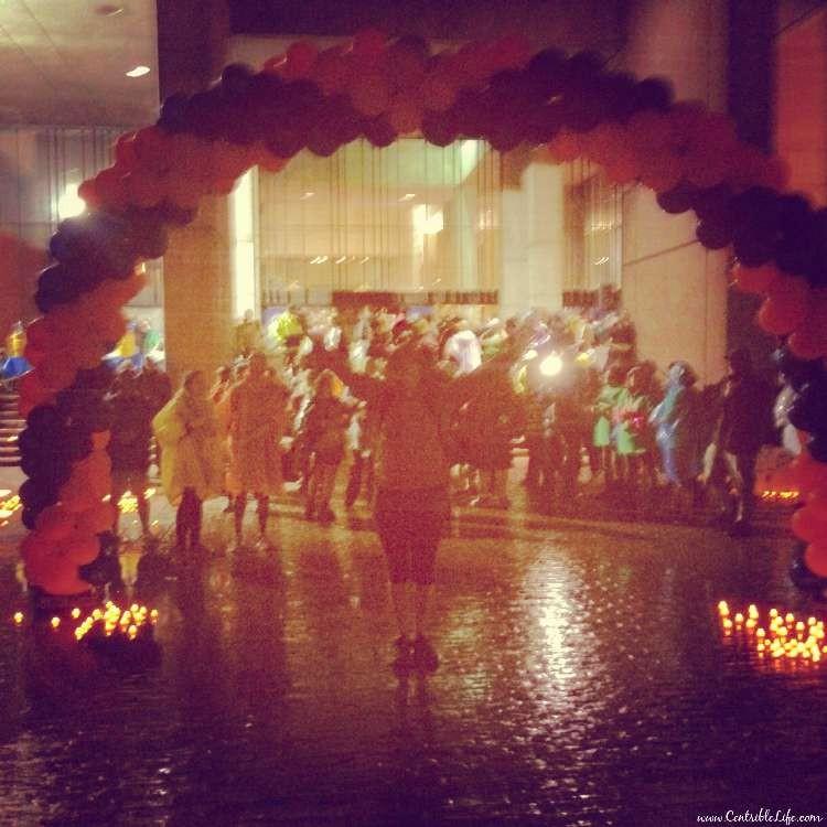 Kelly Whalen Overnight Walk Boston