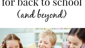 4 Ways To Save Big For Back To School (And Beyond)