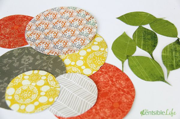 fall paper craft