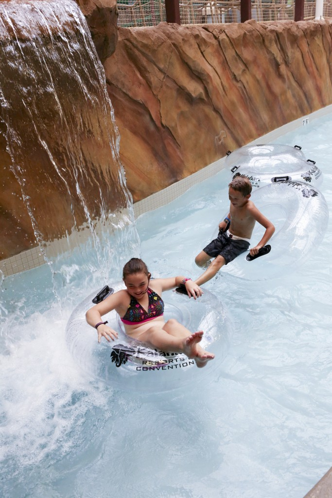 Lazy River Kalahari