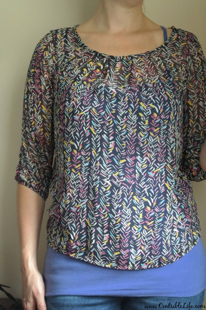 Papermoon Bart Blouse StitchFix