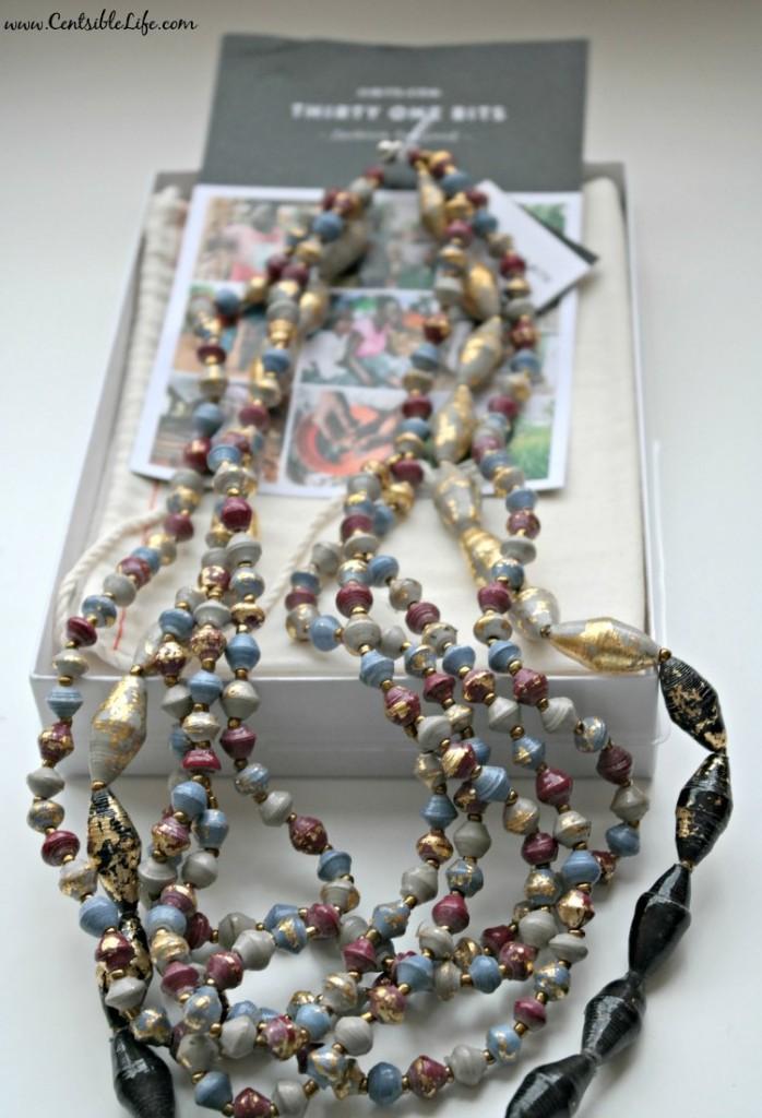 Thirty One Bits necklace StitchFix