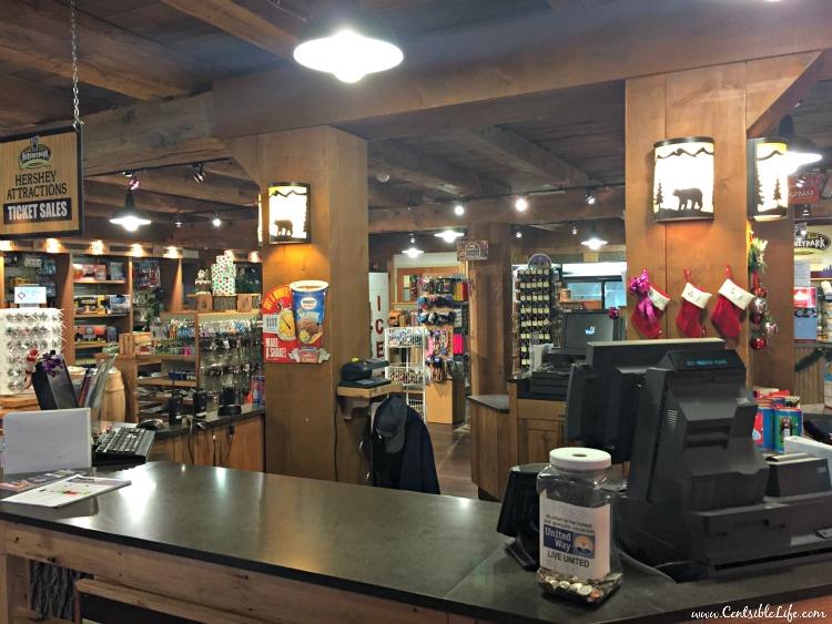 Hershey Campground Store