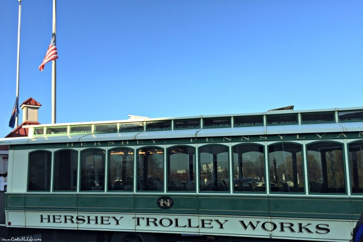Hershey Trolley Tour