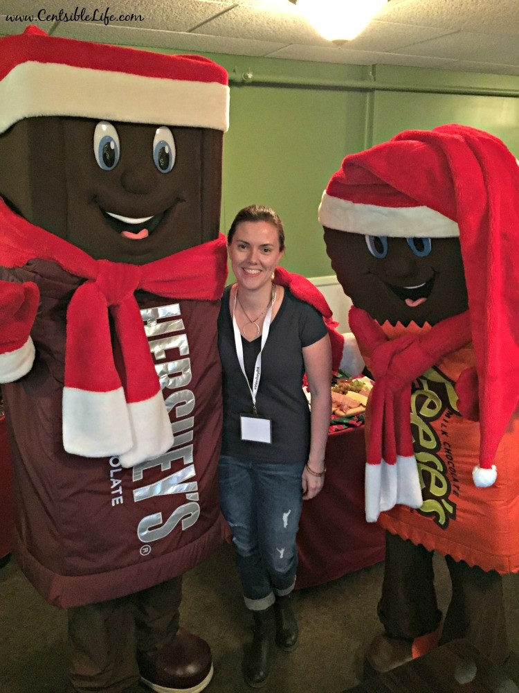 Kelly Whalen Hershey Characters