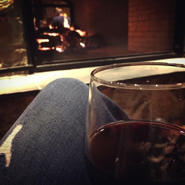 Wine fireside Hershey