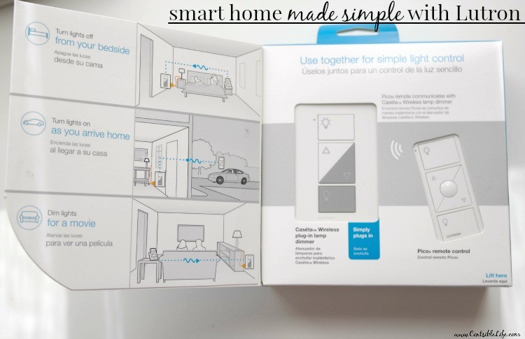 smart home Lutron-Holiday Home Makeover