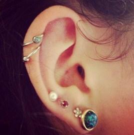 Helix Ear Piercing Pain