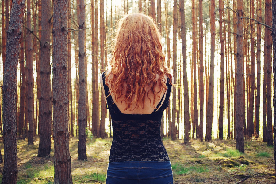 I Went to the Woods Because I Wished to Live Deliberately