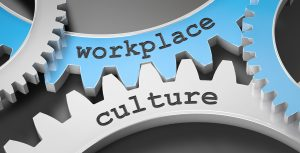 cogs showing workplace culture