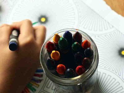 Indulge Your Child In Painting