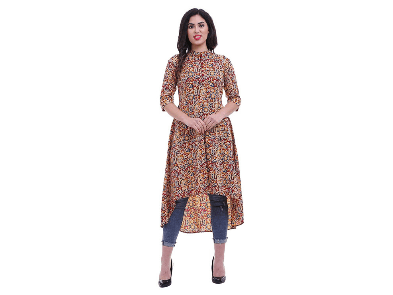 Go For Kurta And Ripped Jeans On Your First Date
