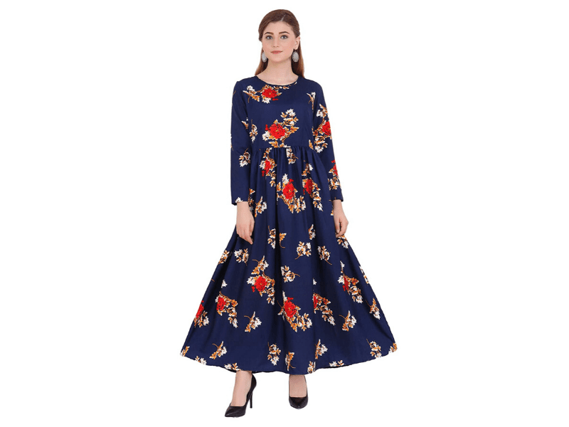 Go For Maxi Dress On Your First Date