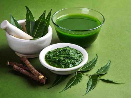 Neem Leaves To Get Rid Of Underarm Smell