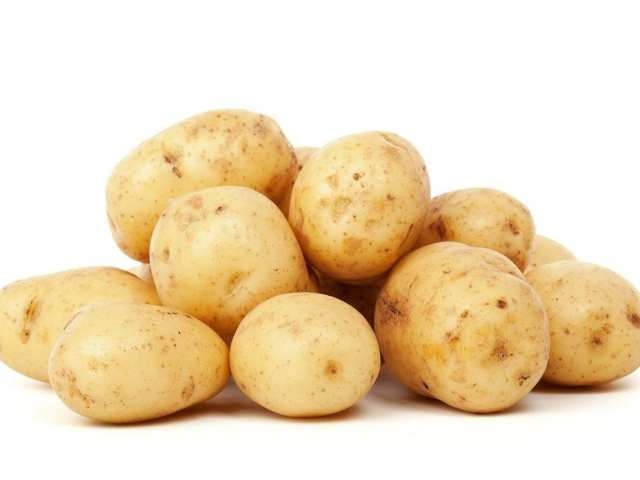 Stop White Potato For Weight Loss