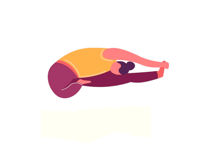 Do Side Stretch For Stress Reduction