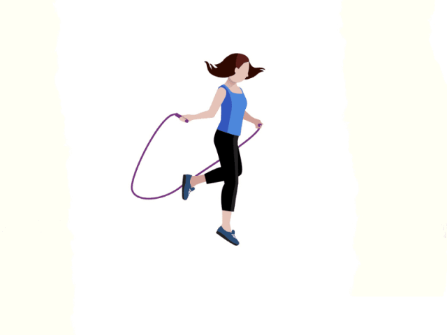 Use Skipping Rope To Do Full Body Workout