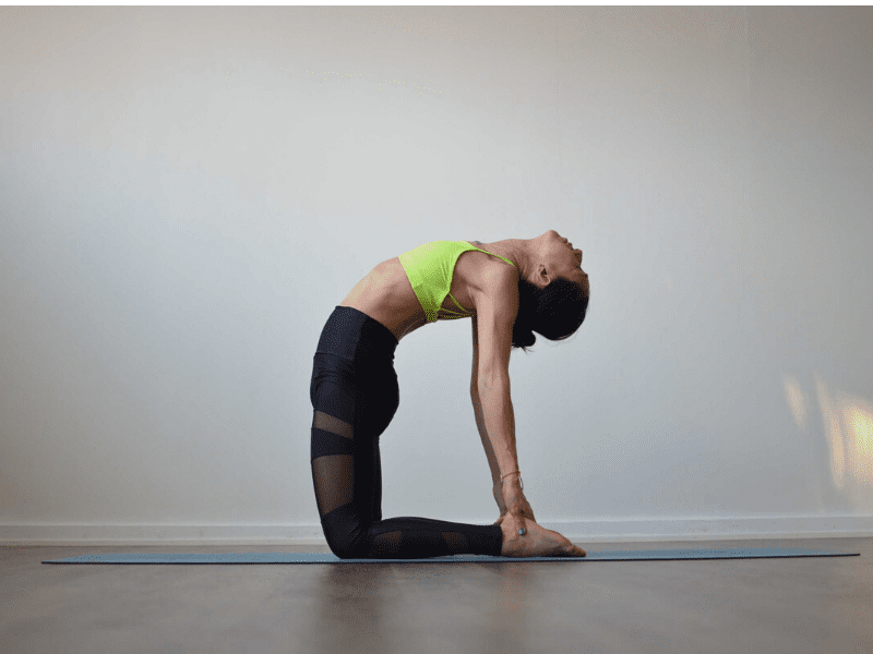 Boost Concentration At Work With Ustrasana