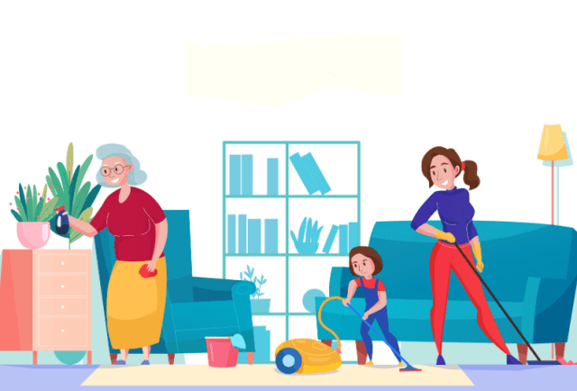 Do Household Chores Together To Stay Connected