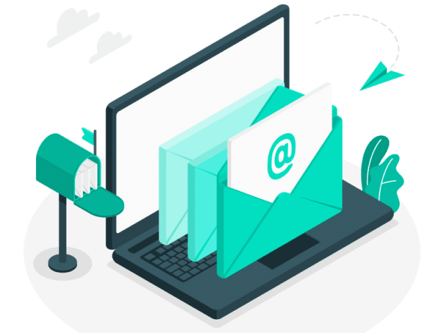 Don't Forward Your Work Emails Blindly