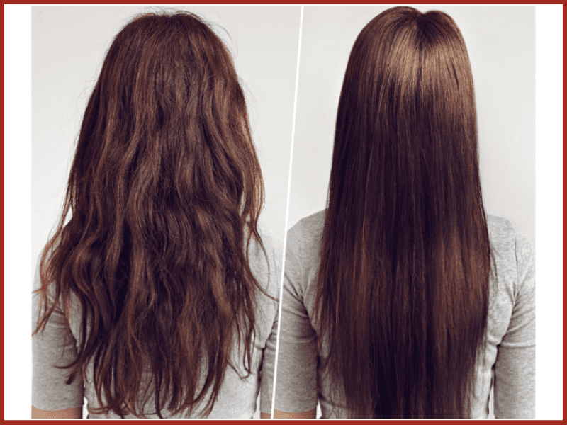 Detangle Frizzy Hair With Ghee
