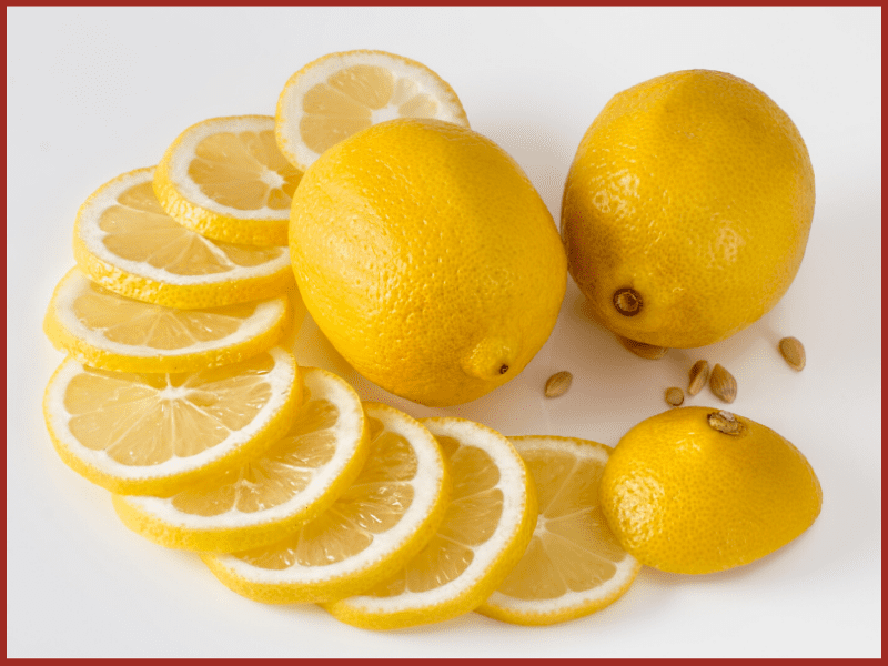 Remove Stain From White Clothes With Lemon