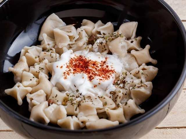 Make Your Pasta Healthier With Greek Yogurt