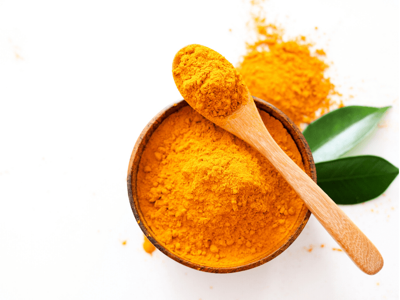 Remove Whiteheads With Turmeric Mask
