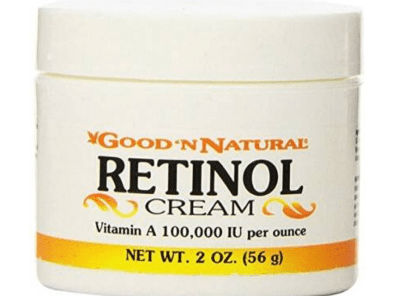Get Rid Of Whiteheads With Vitamin A Creams