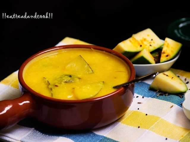 Recipe For Tok Dal