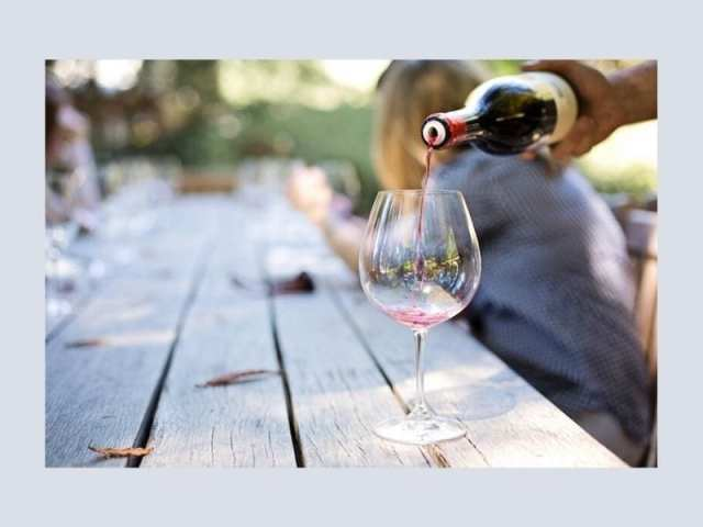 Test The Wine Before Drinking