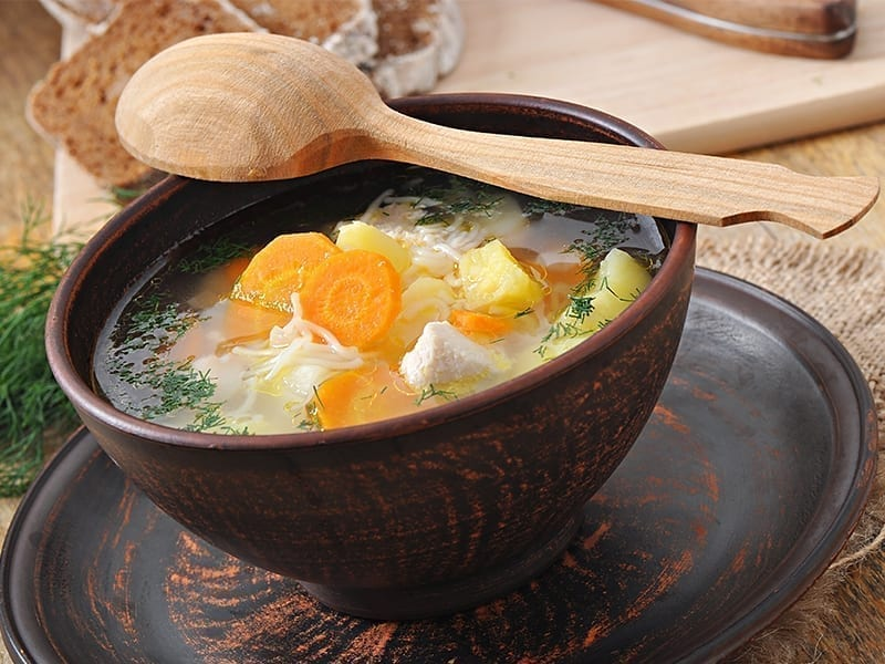 Chicken Thukpa Recipe