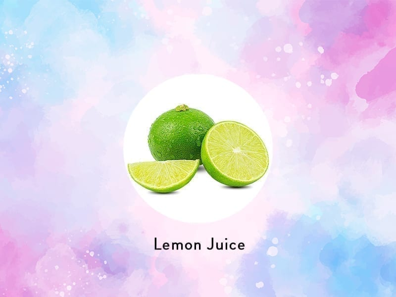 Lemon Juice Remedy To Boost Nail Growth