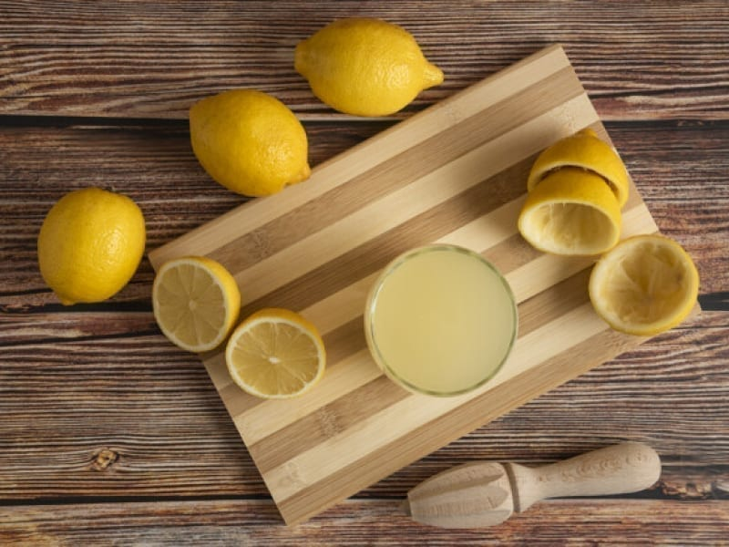 Homemade Lemon Shampoo For Oily Hair