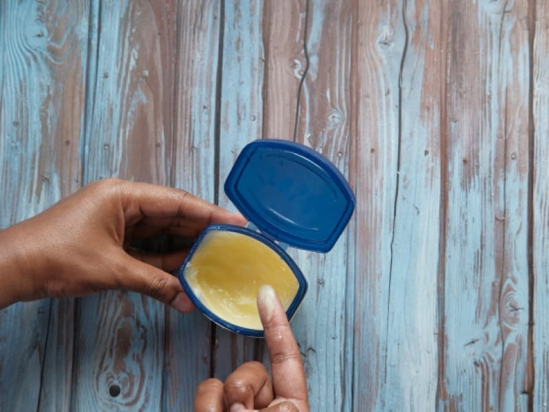 Petroleum Jelly Rub To Grow Stronger Nails Naturally