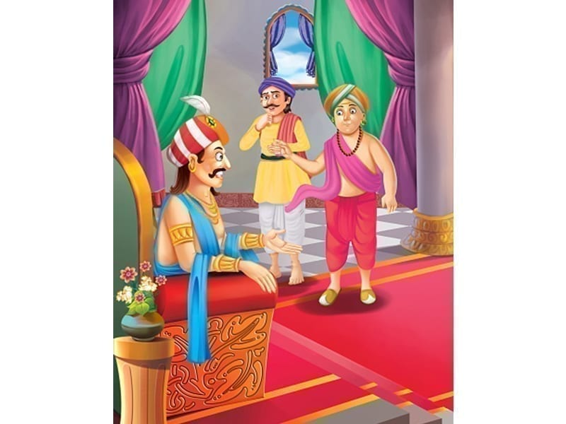 Tenali Raman And The Proud Priest