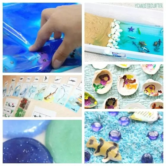 52 Best Images About Sensory Boxes On Pinterest Buckets