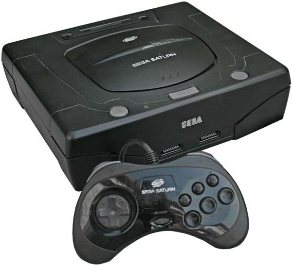Nowhere but Saturn. Sega Saturn.