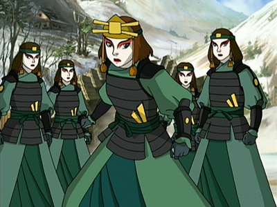 Season 1 Episode 4 The Warriors of Kyoshi