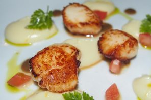 The Stockbridge Restaurant - Seared Scallops