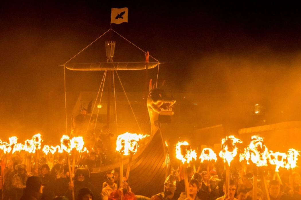 Up Helly Aa: The Hottest Party in Scotland