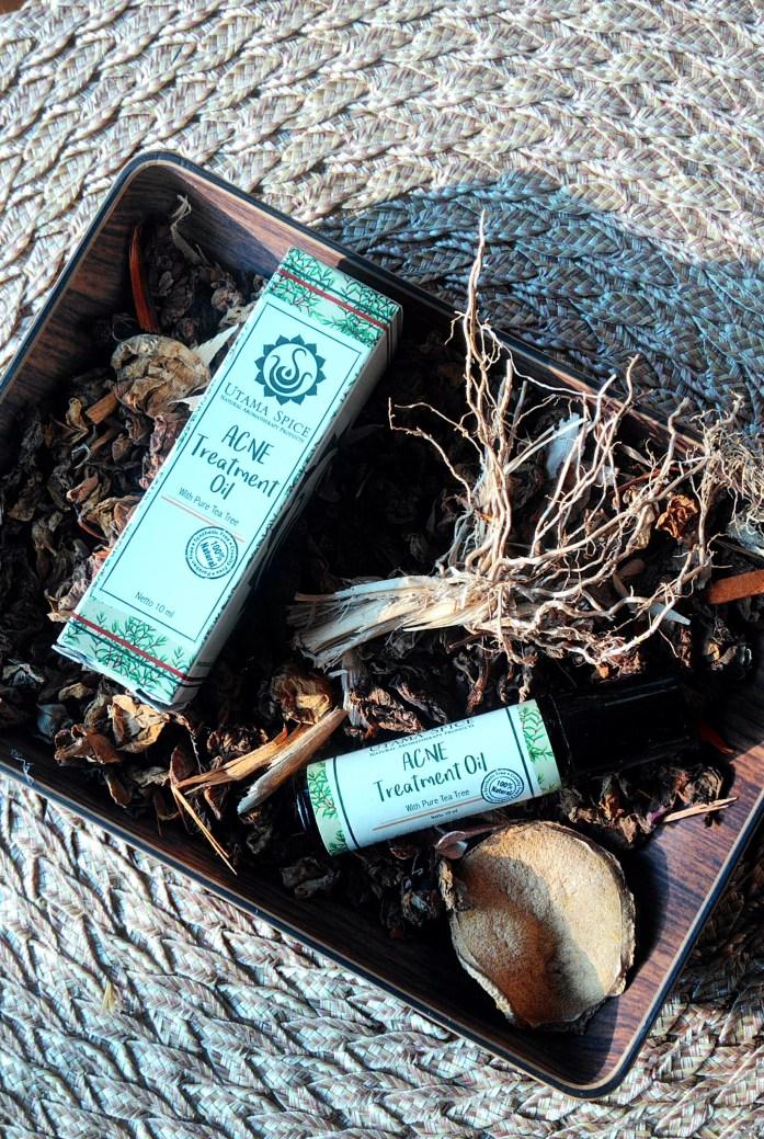 Utama Spice Acne Treatment Oil
