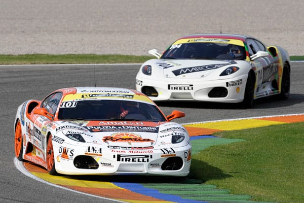 Max Blancardi - Photo Courtesy of Ferrari
