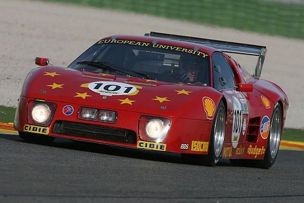 Traber - Photo courtesy of Ferrari
