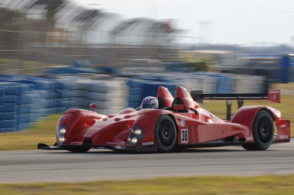 Sebring ALMS Winter Test Day 1