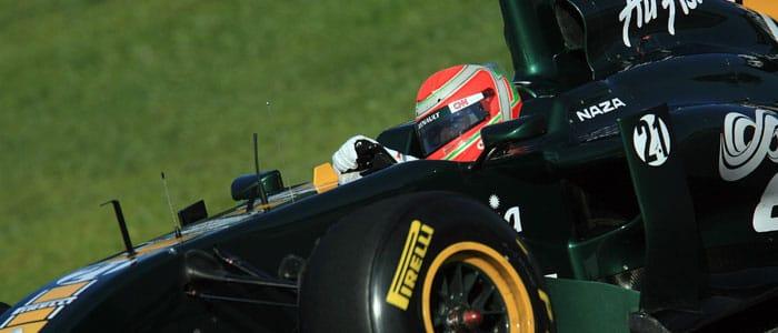 Jarno Trulli - Photo credit: Pirelli