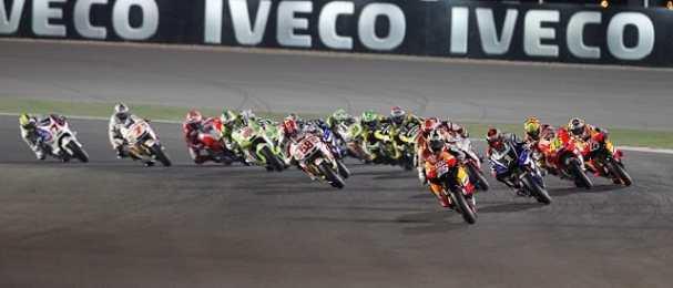 The MotoGP season kicks off in Qatar - Photo Credit: MotoGP.com