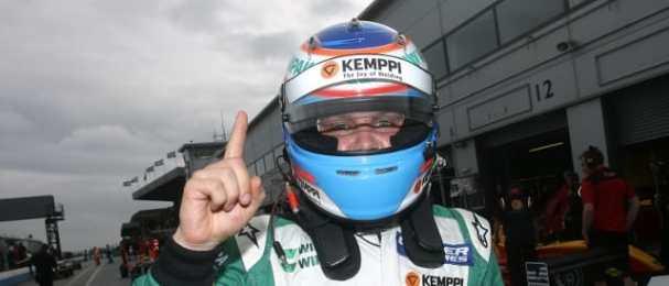 Race winner Valterri Bottas (Photo Credit: SRO)