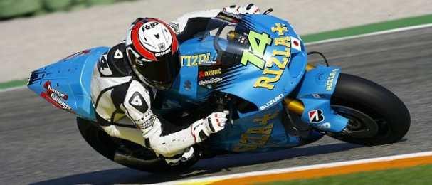Randy de Puniet - Photo Credit: Suzuki Racing