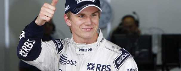 Nico Hulkenberg took an unexpected pole position in Brazil last year. Sadly Williams have not had much to celebrate since - Photo Credit: Glenn Dunbar/LAT Photographic